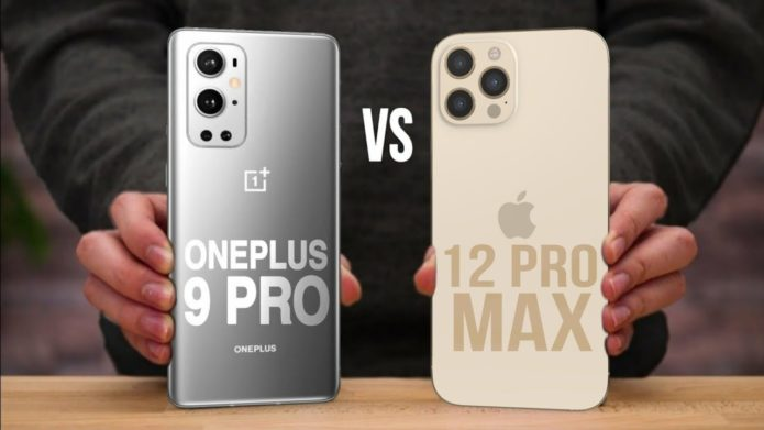 """OnePlus 9 Pro vs iPhone 12 Pro Max: has OnePlus made the ultimate """"flagship killer""""?"""