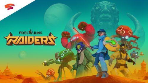 PixelJunk Raiders Review
