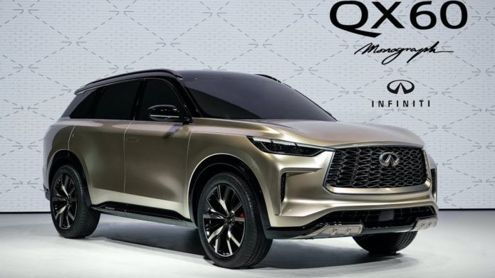 2022 Infiniti QX60 Teaser Highlights Major Safety Tech Upgrades