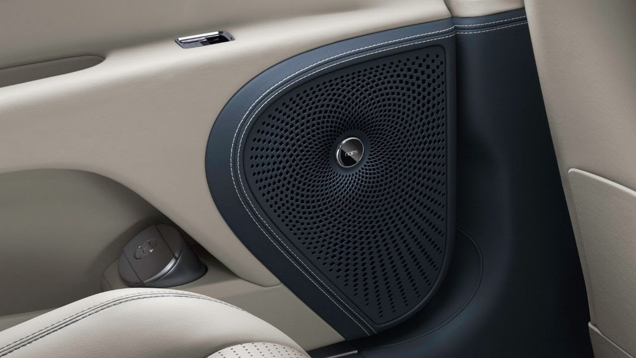 Naim for Bentley premium audio system (2020 Bentley Flying Spur) review
