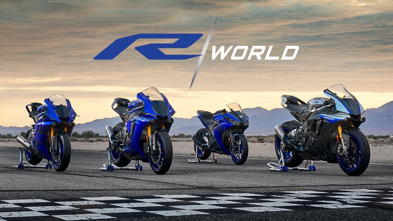 Yamaha May be Planning a Whole Range of YZF Sportbikes