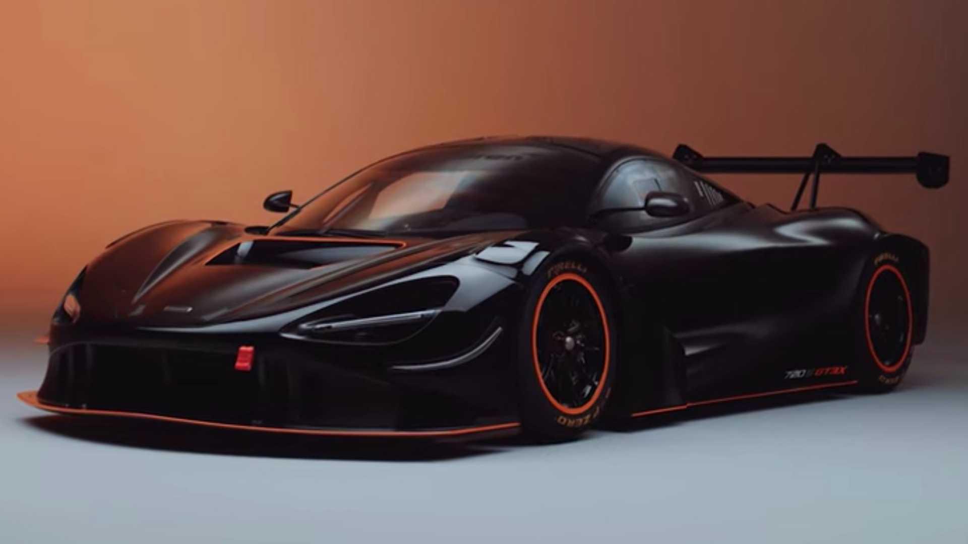 McLaren 720S GT3X Debuts Ignoring Racing Rulebook With 710 HP