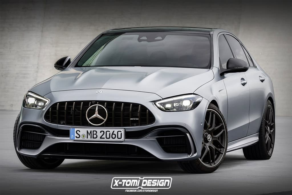 Next Mercedes-AMG C 63 to ditch V8 – but will be crazy fast