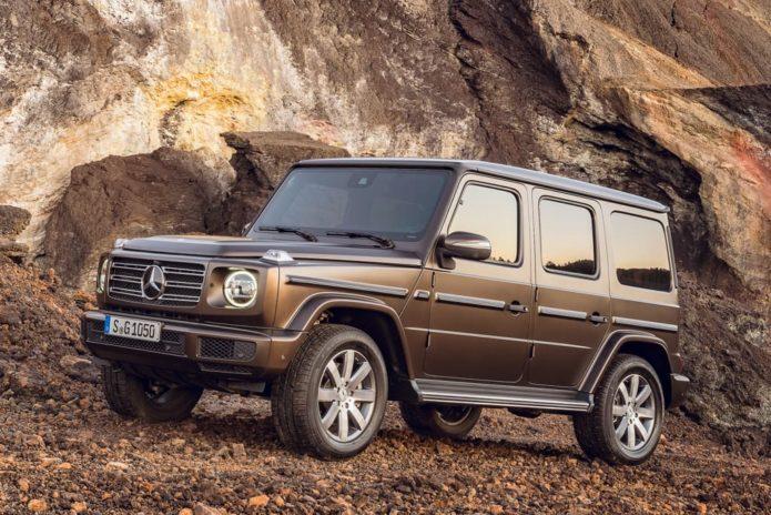 Mercedes-Benz G 400d diesel finally touches down
