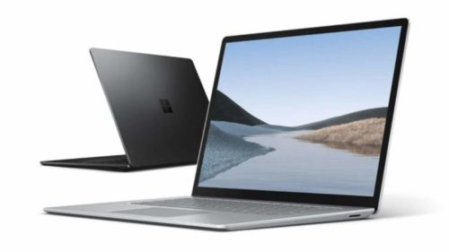 Microsoft Surface Laptop 4 could be about to launch with AMD and Intel CPUs