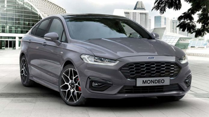 Ford Europe will discontinue the Mondeo next March