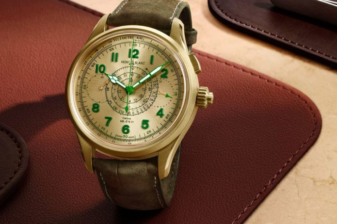 'Lime Gold' Is Just One Feature That Makes This a Wildly Exotic Watch