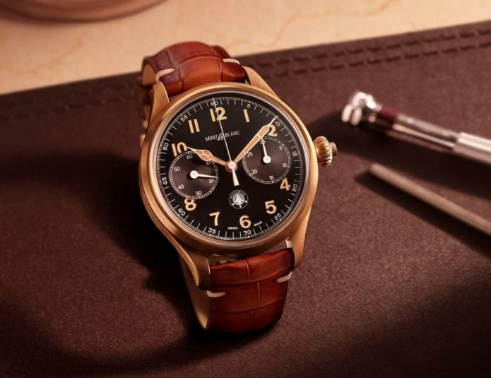 This Chronograph Watch Is Striking, but It's What's Inside That Makes It Special