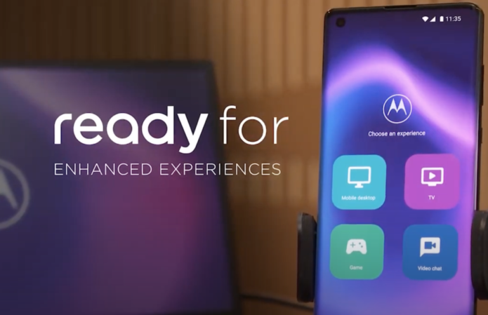 What is Ready For? Motorola's DeX rival explained
