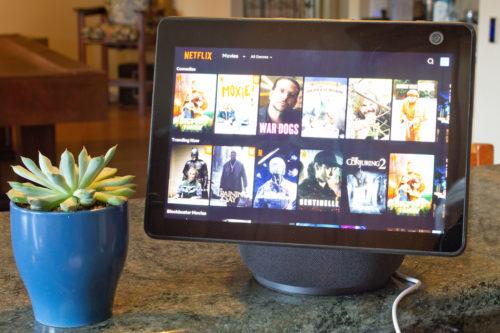 Amazon Echo Show 10 (3rd Gen) review: Alexa's got her eye on you