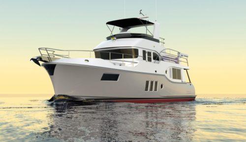 Nordhavn 51 first look: Turn-key trawler yacht promises globetrotting adventures