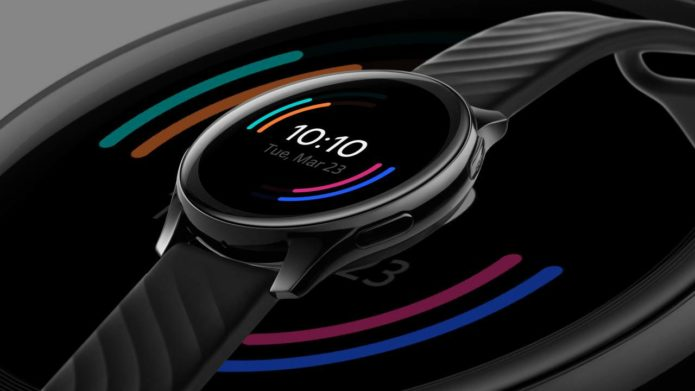 OnePlus Watch revealed with two-week battery time