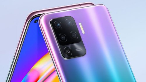 OPPO A94 official in Italy: AMOLED, quad cam and ColorOS 11