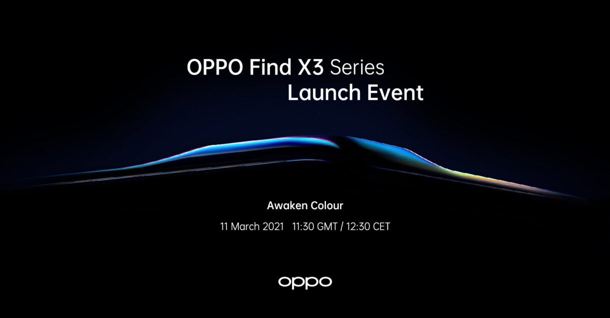 Oppo Find X3 Pro: Launch event confirmed for March 11
