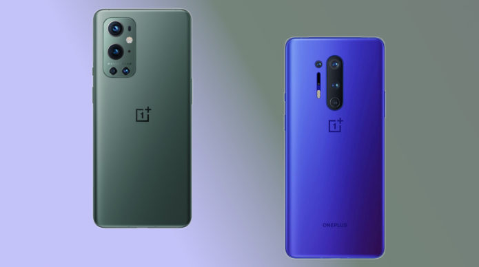 OnePlus 9 Pro vs OnePlus 8 Pro: What's different?