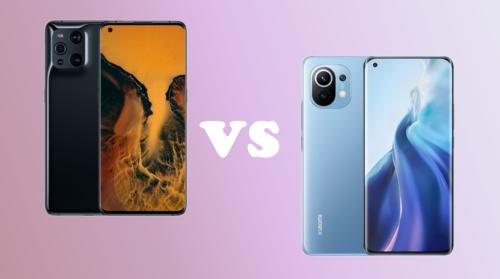 OPPO Find X3 Pro vs Xiaomi Mi 11: Brawn vs Budget?