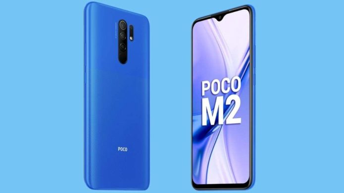 POCO M2 Reloaded spotted in MIUI 12 code, launch seems imminent