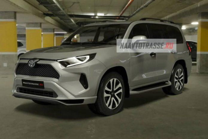 New Toyota Prado delayed until 2024