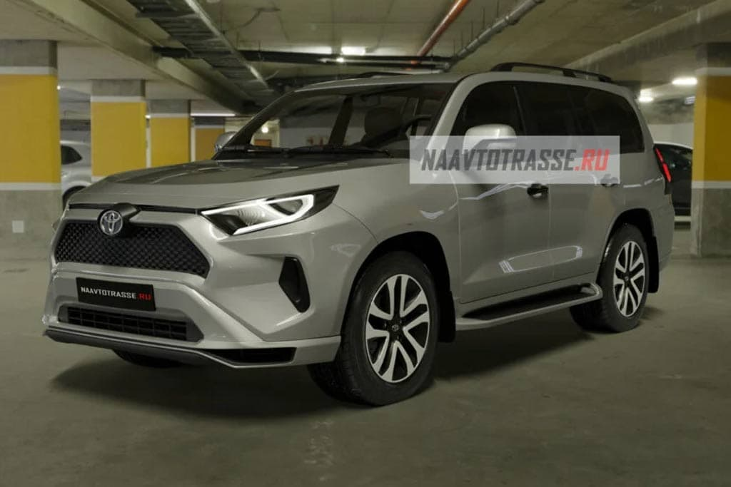 New Toyota Prado delayed until 2024