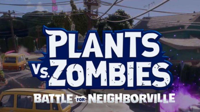 Plants vs Zombies: Neighborville finally arrives on the Nintendo Switch