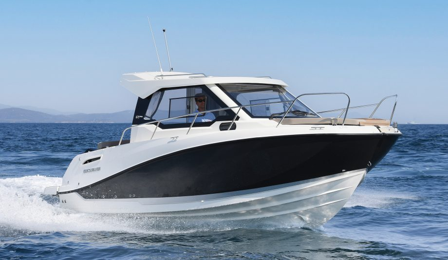 Quicksilver Activ 675 Weekend first look: £40k starter boat is full of promise