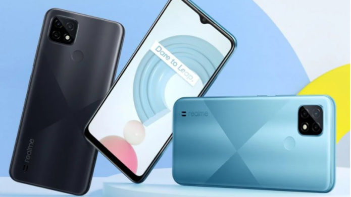Realme C21 launched: 5,000mAh battery, triple cameras, and more at around Rs 9,000
