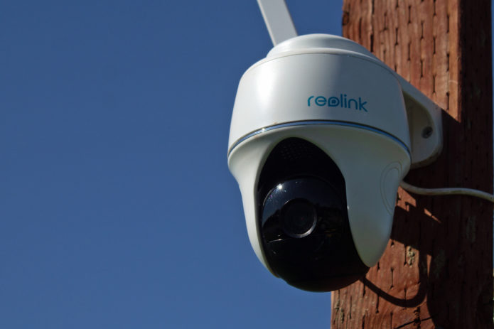 Reolink Go PT review: This home security camera can operate almost anywhere
