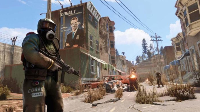Rust Console Edition finally arrives in May, but there's a downside