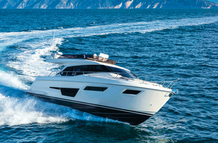 Ferretti 500 exclusive test drive review: A study in understated class