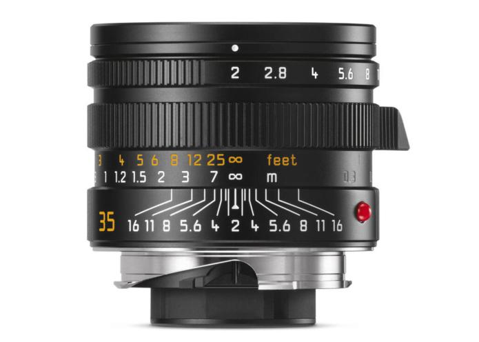 Leica Announces APO-Summicron-M 35mm f/2 ASPH Lens