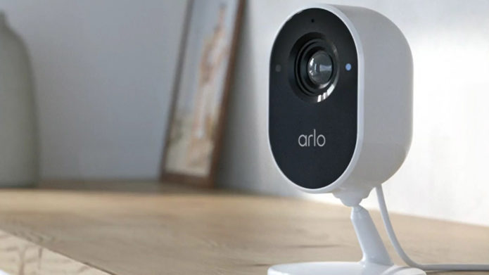 New Arlo Essential Indoor Camera is an affordable home security option
