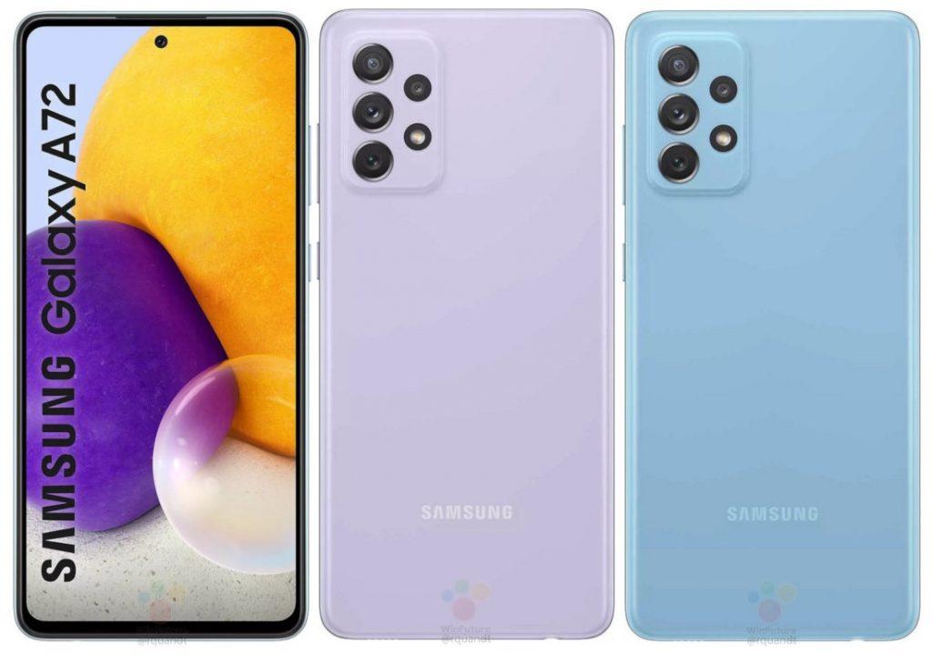 Samsung Galaxy A72 Hands-On