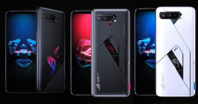 ASUS ROG Phone 5 Series: What's Different?