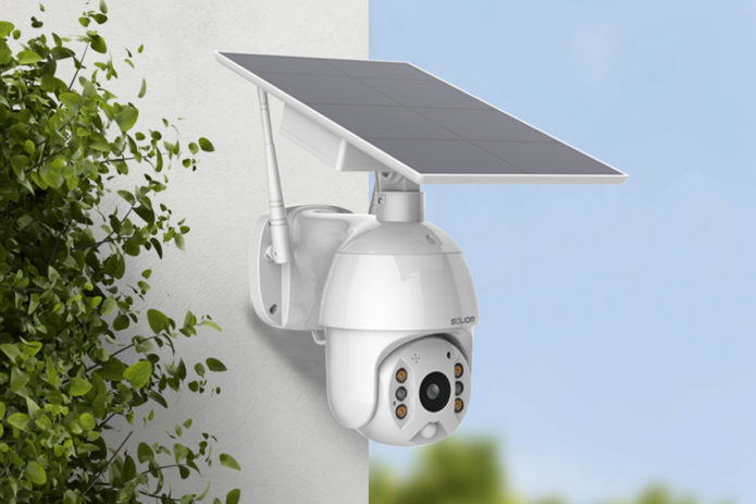 Soliom S600 Solar Security Camera review: Home security, powered by the sun