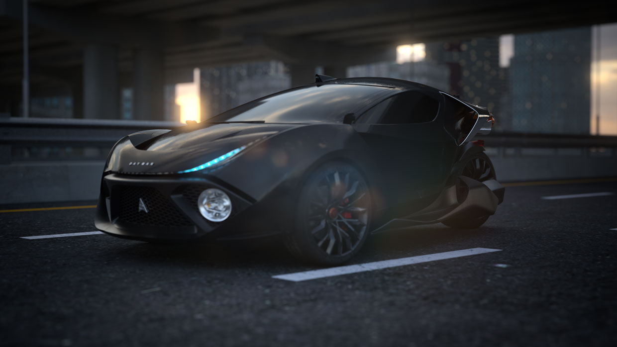 Canadian EV maker Daymak launches crowdfunding campaign for its Spiritus three-wheel EV
