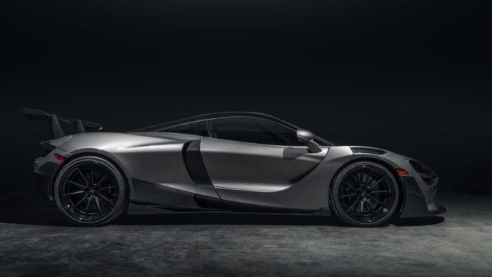 This SWAE McLaren 720S is a cacophony of 3D-printed carbon-fiber goodness