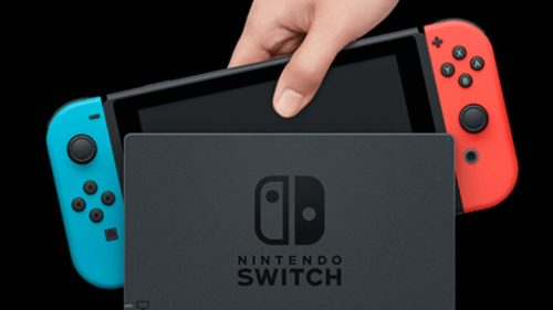 Rumor claims the Nintendo Switch will get a hardware update with Nvidia DLSS this year