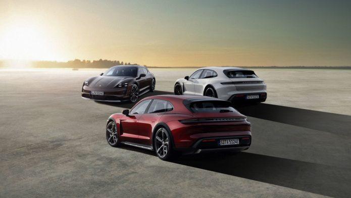 How We'd Spec It: 2021 Porsche Taycan Cross Turismo