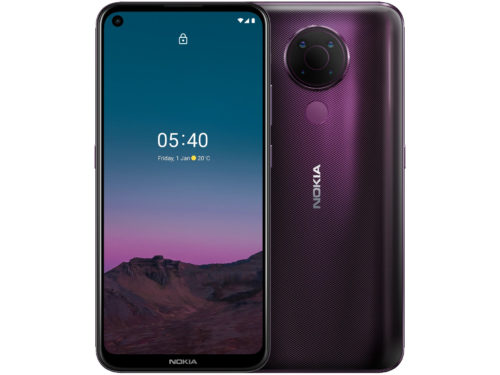 The latest Android One smartphone from HMD Global, Nokia 5.4, shows how not to do product maintenance