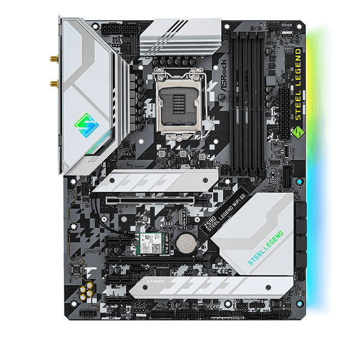 ASRock Z590 Steel Legend WiFi 6E Review