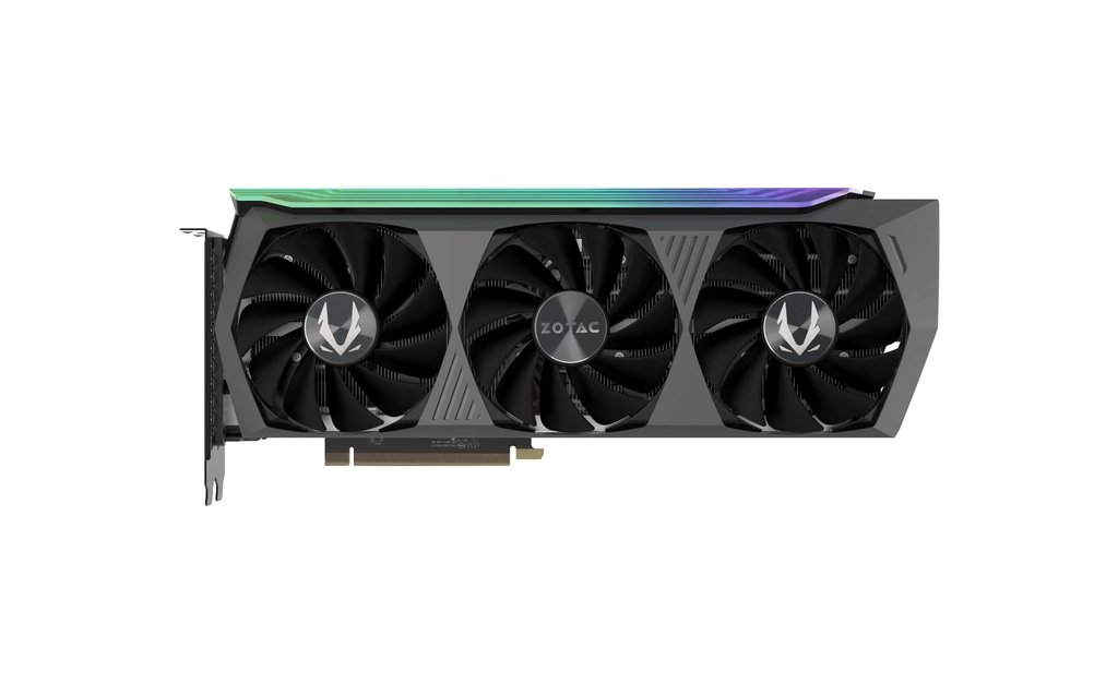 Zotac GeForce RTX 3080 AMP Holo Review