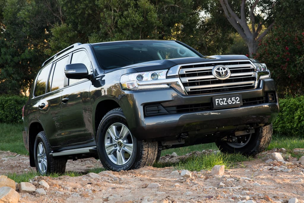 Toyota LandCruiser prices hit new heights