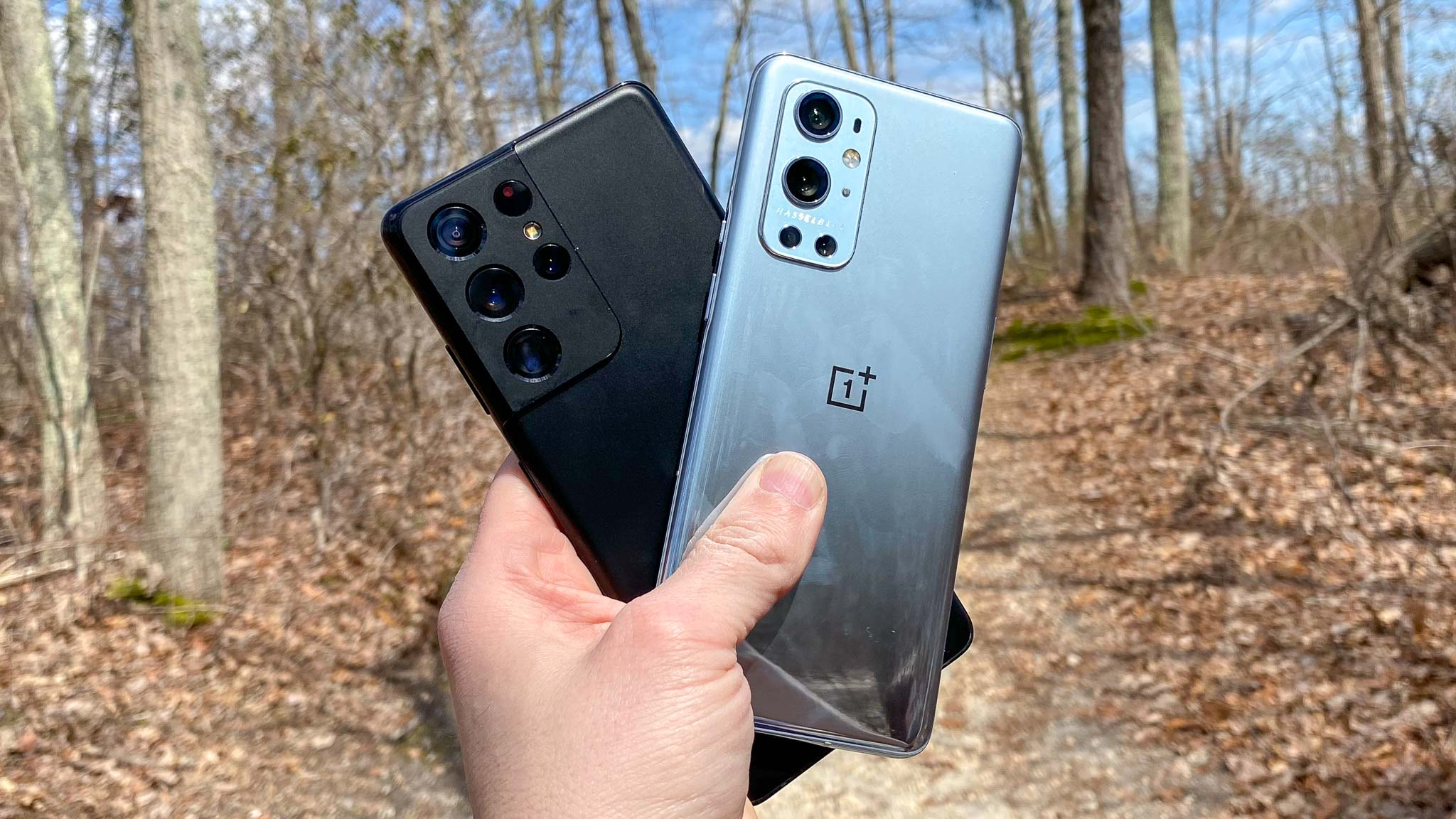 OnePlus 9 Pro vs Samsung Galaxy S21 Ultra: Which Android phone wins?