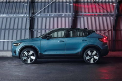 2022 Volvo C40 Recharge First Look
