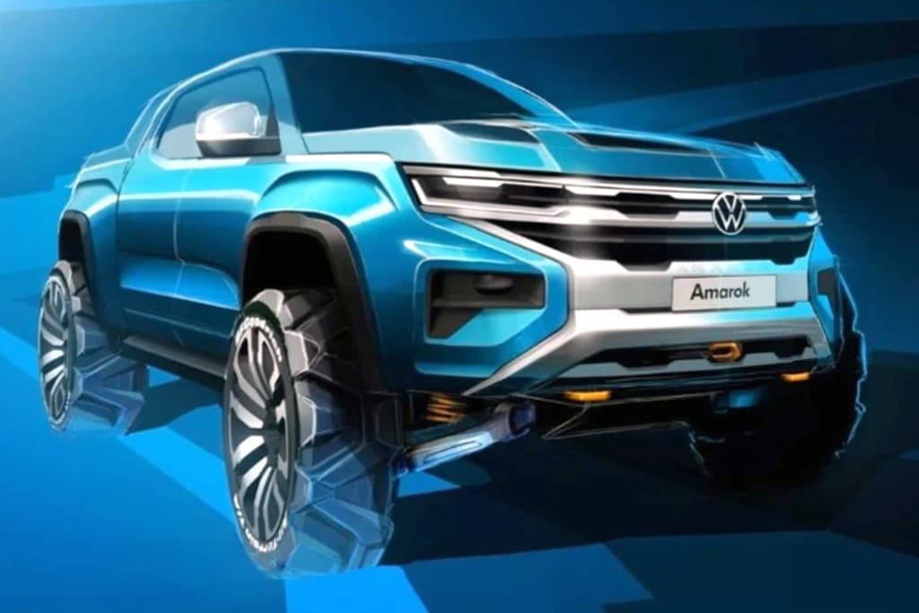 Volkswagen Amarok 'Raptor' under consideration