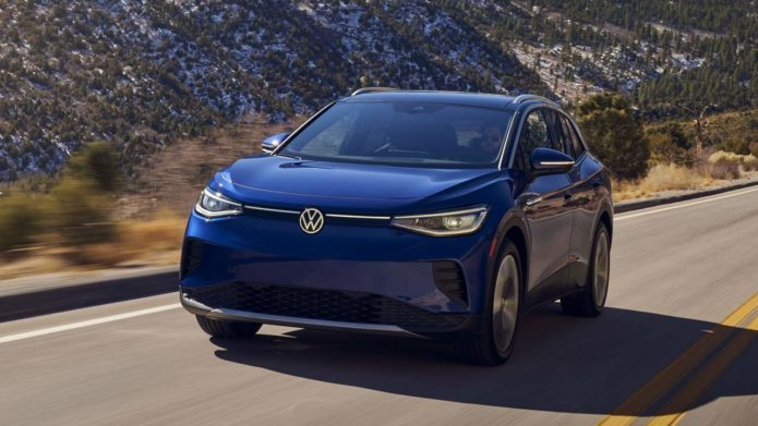 VW is gearing up to drive the electric ID.4 across the country