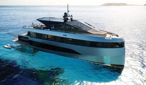 Wally WHY200 yacht tour: Inside the most extraordinary superyacht of the year