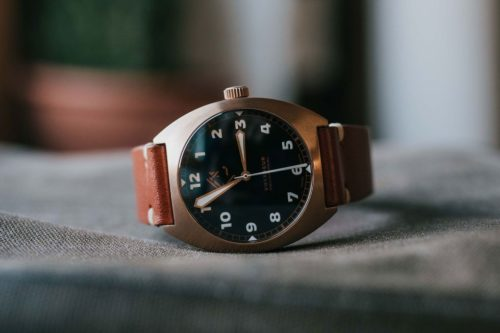 This New Bronze Watch Is Perfect for Summer