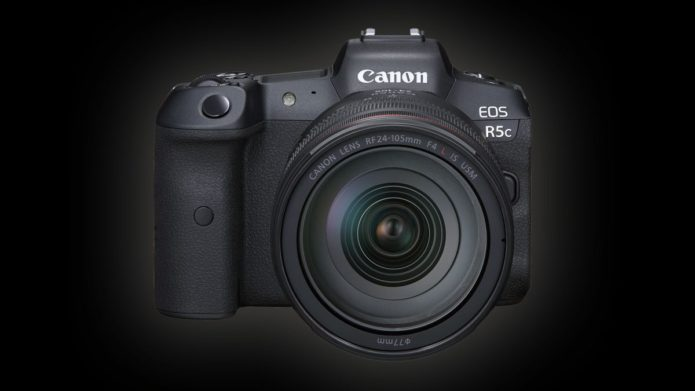 Confirmed: Canon EOS R5C Coming in Late 2021