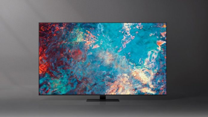 Samsung QN85A vs Q80A: QLED TVs that couldn't be more different